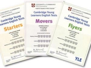 Luyện thi chứng chỉ quốc tế Cambridge